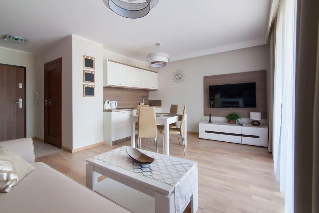 Apartamenty Rezydencja Park Mielno - z 1 sypialnią