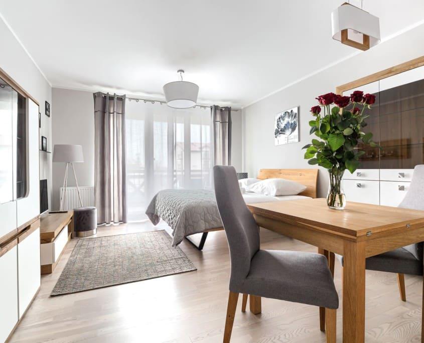 Apartament typu Studio - Rezydencja Park Mielno