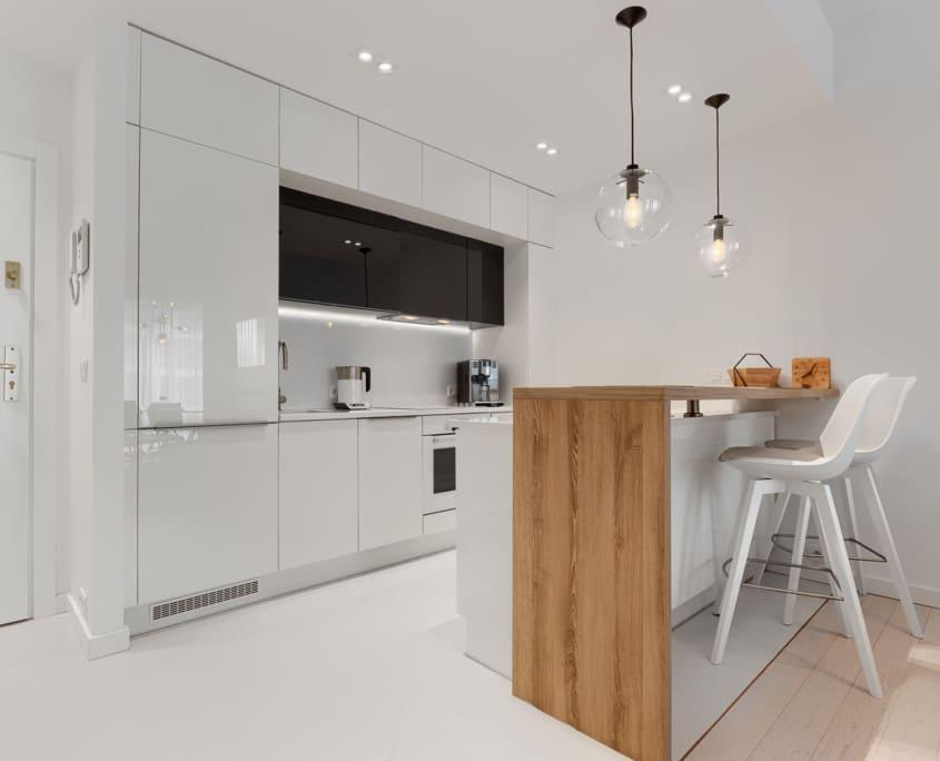 apartamenty w Mielnie z aneksem kuchennym