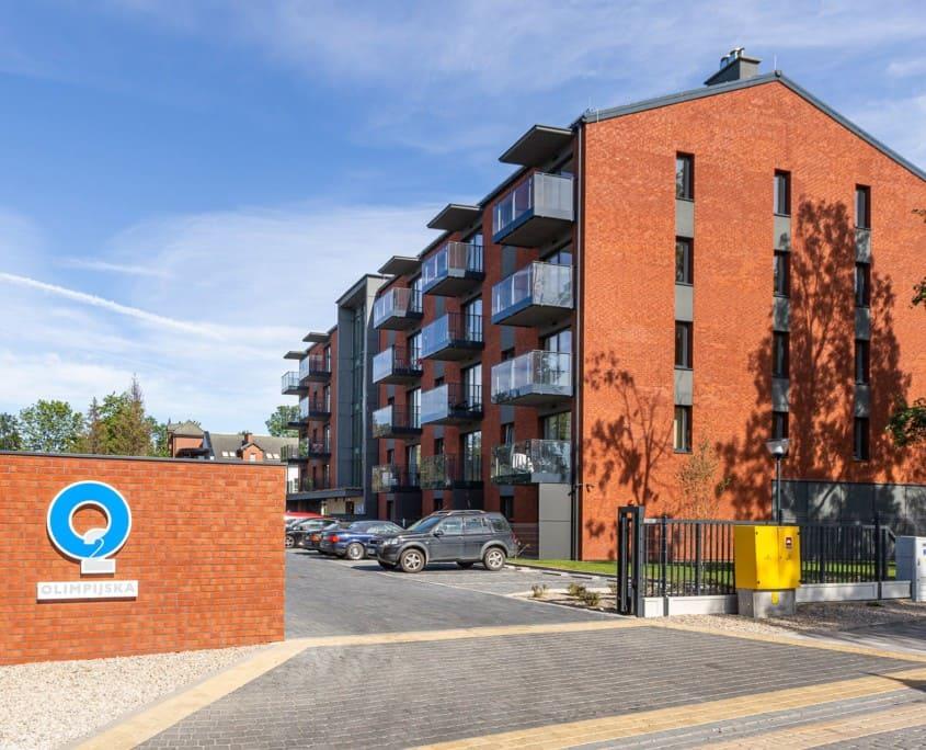 Apartamenty Mielno O2 Olimpijska