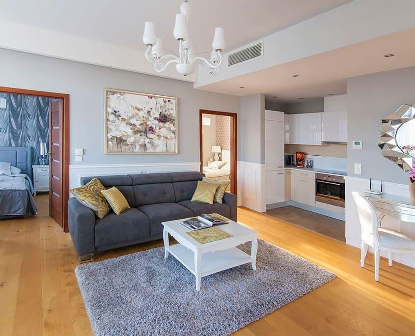 Apartamenty Dune Mielno - trzy sypialnie