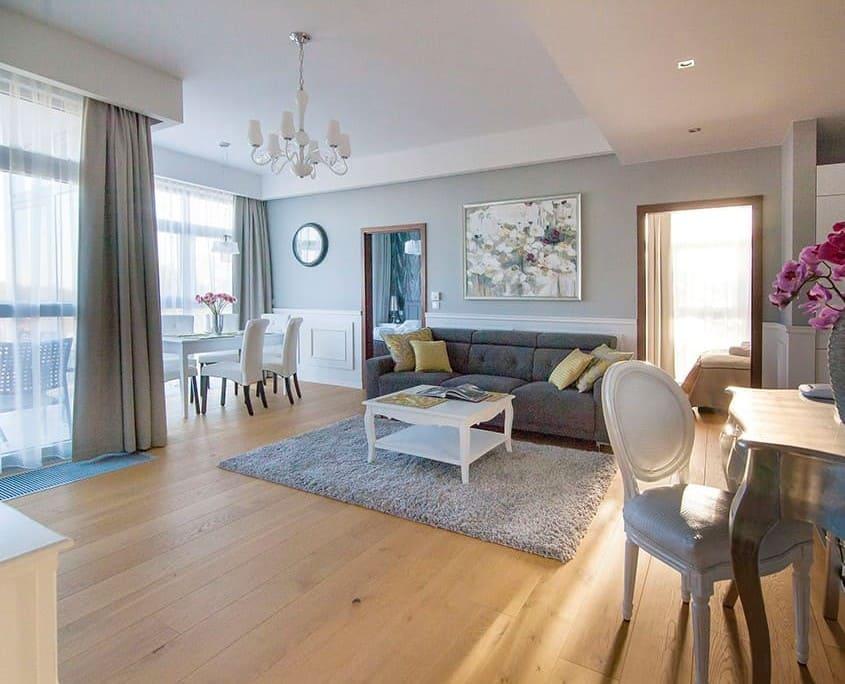 Apartamenty Dune Mielno - cztery pokoje