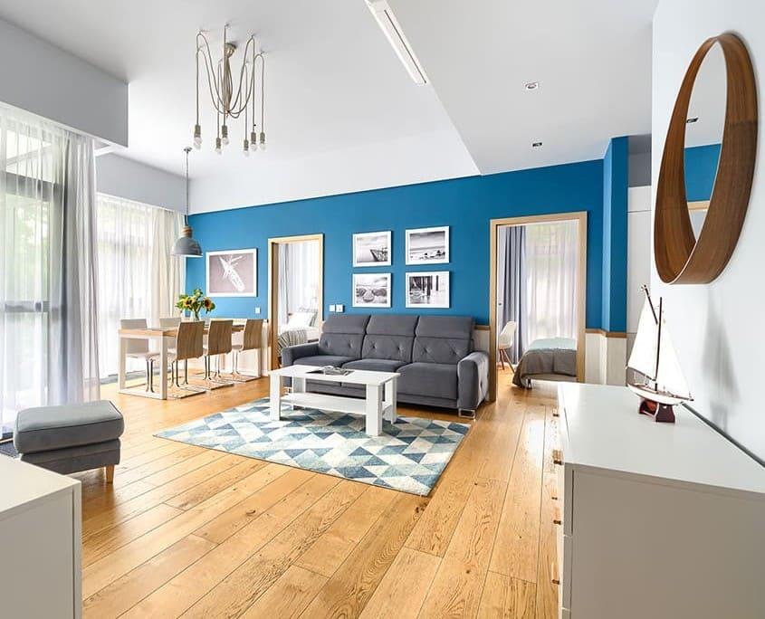 Apartamenty Mielno z 3 sypialniami