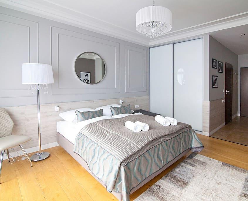 Apartamenty Dune - studio z jedną sypialnią