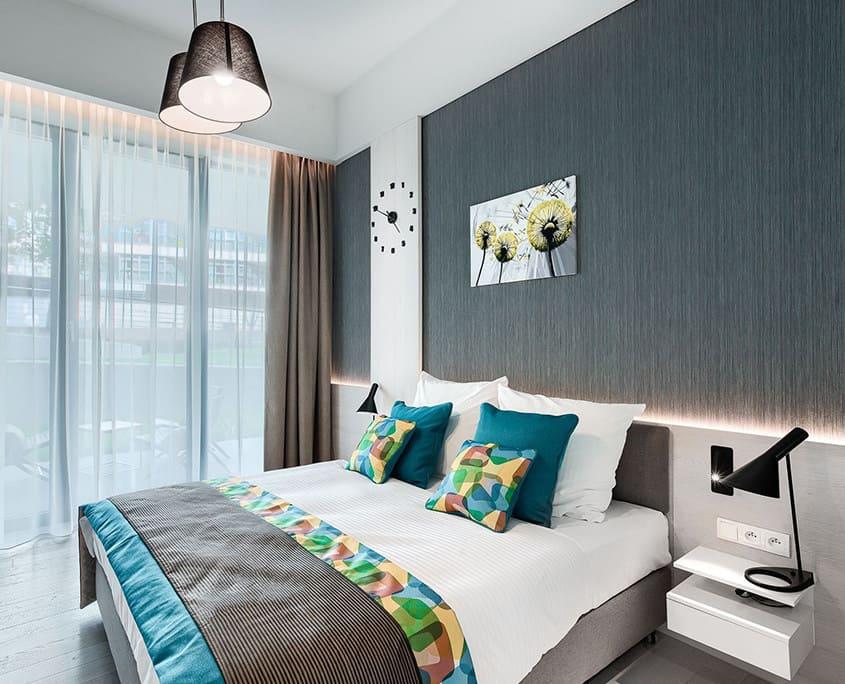 Apartament Dune Mielno - studio z jedną sypialnią