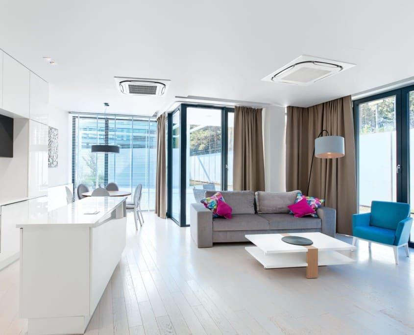Mielno Dune - apartament z 3 pokojami