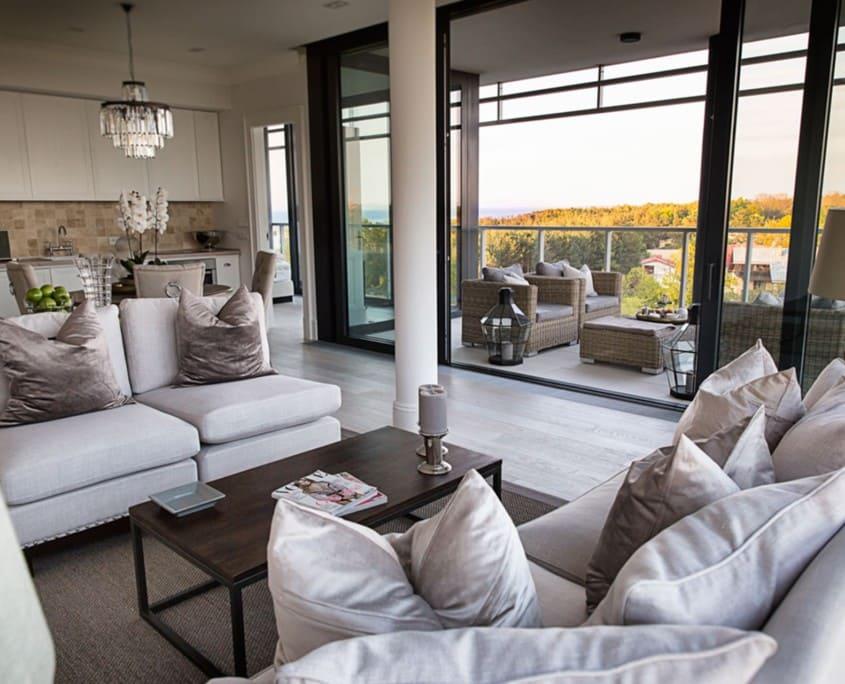Apartament Penthouse - Dune Mielno - z widokiem na morze
