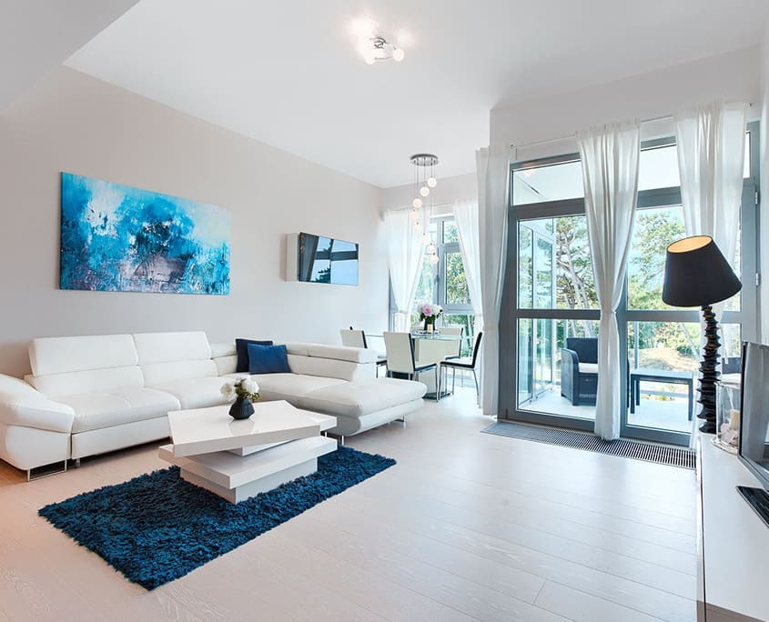 Apartament Dune Mielno - 2 pokoje
